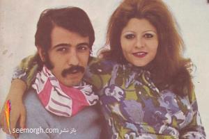 ازدواج جالب علی حاتمی با همسرش +بیوگرافی