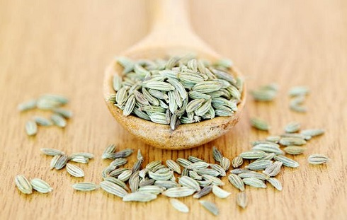 بهبود هضم غذا با دانه رازیانه