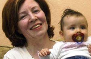 چهارقلو باردار شدن یک زن 65 ساله!!! + عکس دوران بارداری