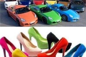 تاثیر روشن بودن چراغها در روز، رنگ خودرو و کفش پاشنه بلند در بروز تصادف!!