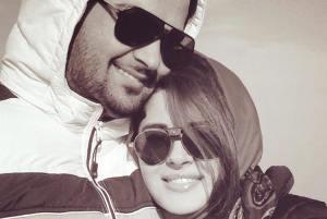 عکس جدید مهدی سلوکی در کنار همسرش