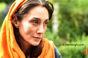 چهره ساده هدیه تهرانی در سن 44 سالگی اش