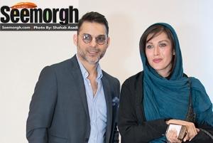 حضور بازیگران سرشناس در مهمانی بهرام رادان! + عکس