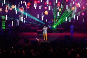 برنامه کنسرت های موسیقی خوانندگان