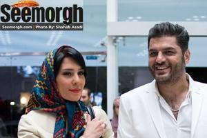عکس های جدید سام درخشانی و همسرش عسل امیرپور