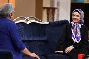 تصادف گلاره عباسی با اتومبیل صفر مهران مدیری!!