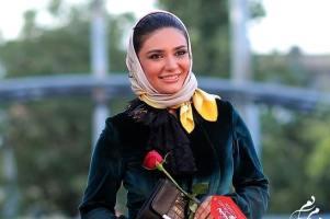 عکس های جدید لیندا کیانی در حافظیه شیراز!