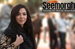 عکس های آزاده صمدی, لیلا اوتادی و ... برروی فرش قرمز جشن حافظ!
