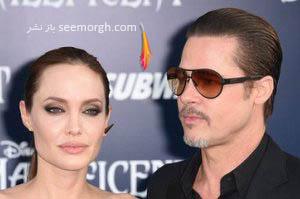 طلاق رسمی آنجلینا جولی و برد پیت بخاطر مصرف بیش از حد ماریجوانا ثبت شد!