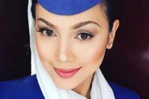 انتخاب یک زن ایرانی در مسابقه جذاب ترین مهمانداران جهان