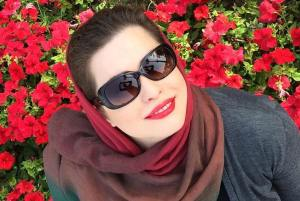 عکس جدید مهراوه شریفی در اینستاگرامش