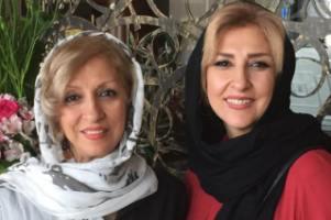 تیپ مرجانه گلچین در خارج از ایران و آمریکا