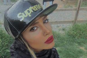 الهام عرب عکس خواهرش هانیه عرب را منتشر کرد