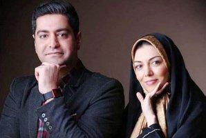 زندگی این روزهای آزاده نامداری در کنار همسر و  دخترش گندم + عکس