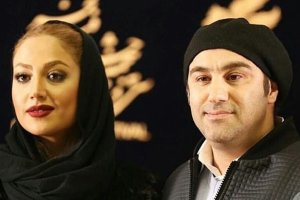 عکس های محسن تنابنده و همسرش روشنک گلپا در جشنواره فیلم فجر