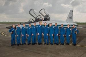 ۱۲ فضانورد جدید که ناسا از میان ۱۸ هزار و ۳۰۰ نفر انتخاب کرد