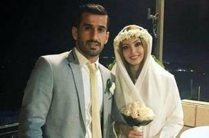 احسان حاج صفی ازدواج کرد! + عکس