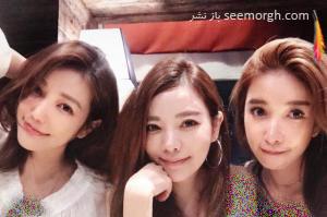 سن واقعی این سه خواهر جذاب را می توانید حدس بزنید!! عکس