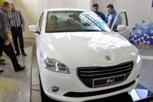 پژو 301 محصول جدید ایران خودرو + عکس و مشخصات