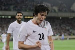 سردار آزمون با 80 میلیارد تومان گرانقیمت ترین بازیکن ایرانی شد!