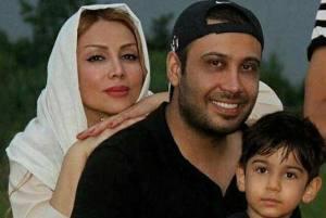 جشن تولد محسن چاوشی با حضور همسرش و گلاره عباسی و همسرش! عکس