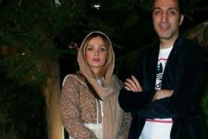 برگزاری جشن تولد 38 سالگی امیرمهدی ژوله در کنار همسرش! عکس