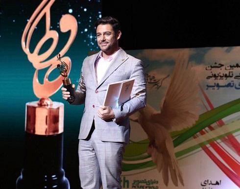 گلزار برنده جایزه ویژه هیات داوران در جشن حافظ