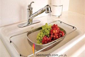 3 مایع ضدعفونی کننده خانگی برای میوه و سبزیجات