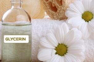 گلیسیرین برای پوست و موی شما معجزه می کند