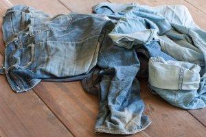 قابل توجه کسانی که شلوار جین خود را نمی شویند