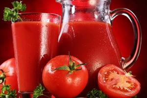 آب گوجه فرنگی، نوشیدنی سلامتی