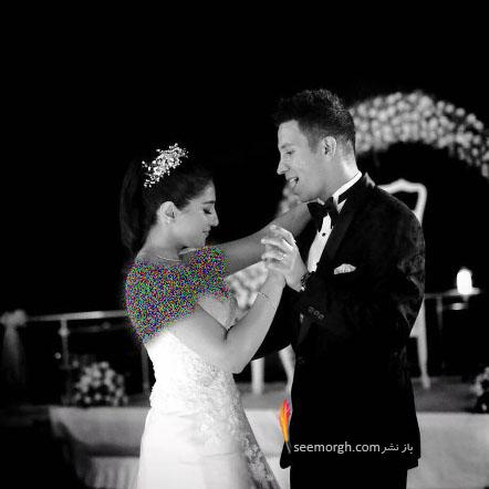 مراسم ازدواج کامیار
