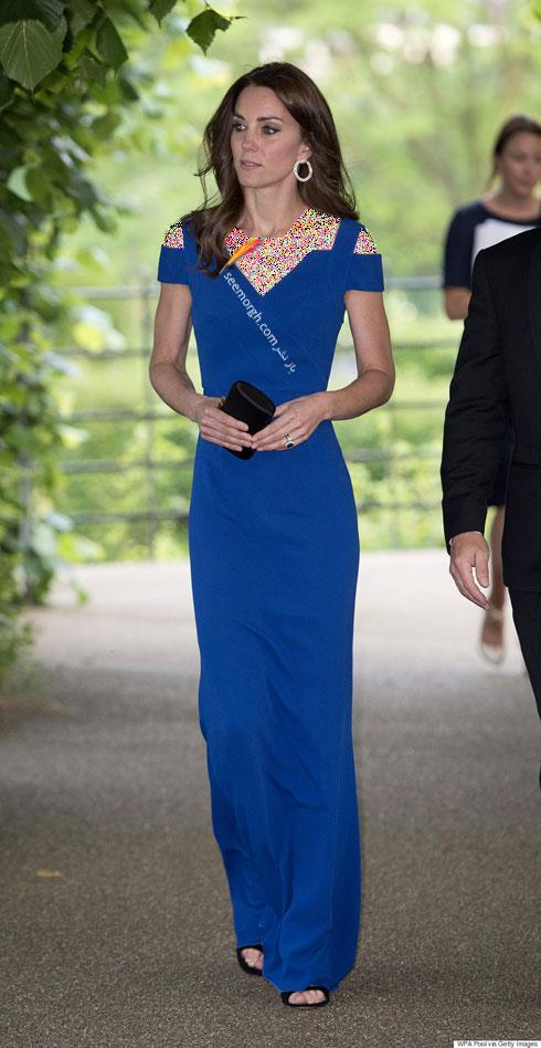 مدل لباس کیت میدلتون از برند کاترین واکر - عکس شماره 3