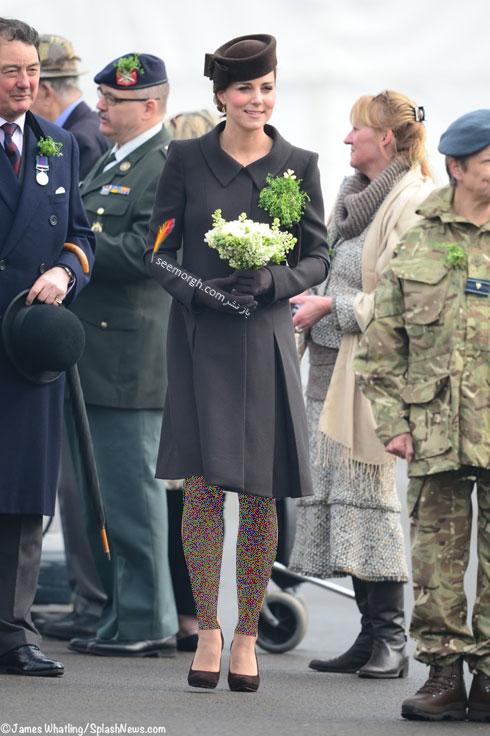 مدل لباس کیت میدلتون از برند کاترین واکر - عکس شماره 1