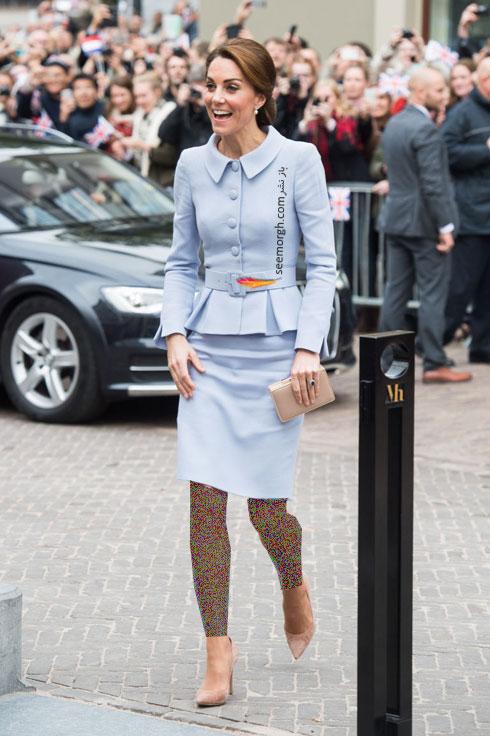 مدل لباس کیت میدلتون از برند کاترین واکر - عکس شماره 5