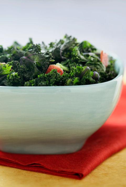 سبزیجات با برگ سبز