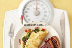 284 8 صبحانه خوش طعم برای کاهش وزن