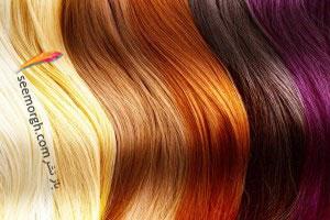 رنگ موی نقره ایی سحر قریشی تن صورتی و نارنجی موهایم را چگونه از بین ببرم؟