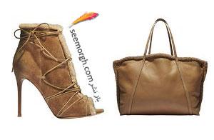 کیف و کفش پاییزی تان را به پیشنهاد مجله ال Elle انتخاب کنید