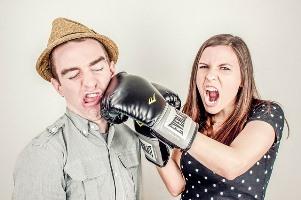 دعوا با همسرتان یکی از علامت های داشتن تفاهم است، باور کنید!!