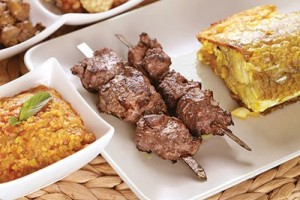خوشمزه ترین غذای گیلانی را با این دستور درست کنید!!