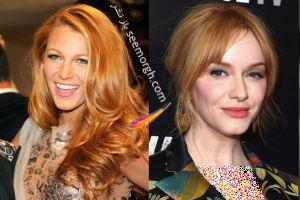 رنگ مو بلوند - مسی، جدیدترین رنگ موهای ستارگان هالیوودی برای پاییز 2016