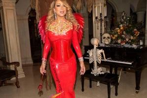 مدل لباس ستارگان هالیوودی در مراسم هالووین