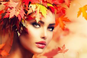 چگونه پاییزی آرایش کنیم