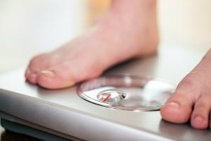 کاهش وزن با یک راه ساده