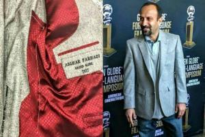 گلدن گلوب 2017 : طراح لباس اصغر فرهادی در مراسم گلدن گلوب کیست؟