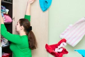 5 گام مهم در مرتب کردن کمدها برای خانه تکانی شب عید