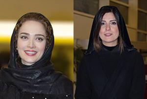 طراح لباس سارا بهرامی و بهنوش طباطبایی در جشنواره فجر