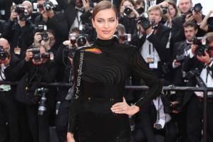 مدل لباس ایرنیا شایک تا سلما هایک در هفتمین جشنواره کن 2017