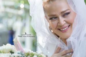 طراح لباس و آرایشگر ازدواج بهاره رهنما